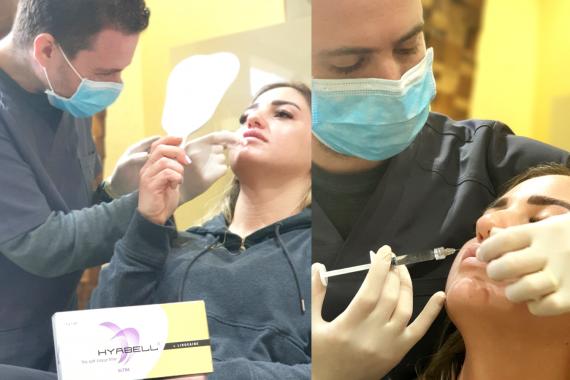 בוטוקס וחומצה היאלורונית- וינטרמן - שתלים, רפואה וטכנאות שיניים בחיפה